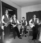 The Star Tones 1959: Jerry Youngquist, Gene Roban, Dan Baranko, Don Wood