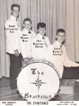 The Startones in their last iteration (with Leon).  Year is 1959 (I think... but then, I am old)